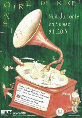 Nuit du conte en Suisse