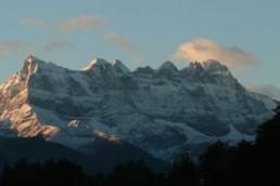 Des Alpes au vaste monde